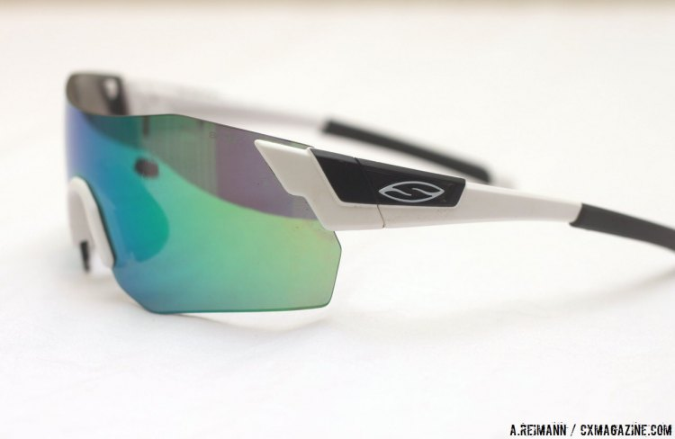 Smith Optics' Clark and Pivlock Arena Max Glasses. © A.Reimann / Cyclocross Magazine