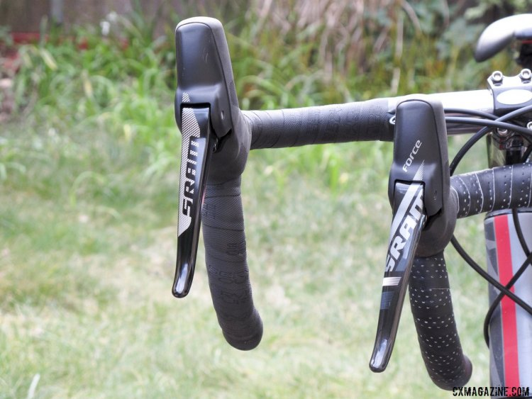 The Rival 22 Groupset. © Cyclocross Magazine