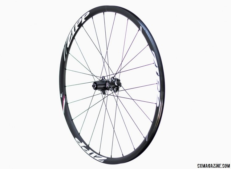 Zipp 30 Course tubeless disc wheels. © Cyclocross Magazine