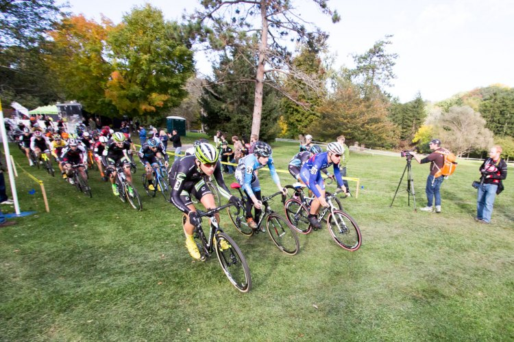 Race and attend Ellison Park Cyclocross as a VIP with our latest contest. photo: courtesy