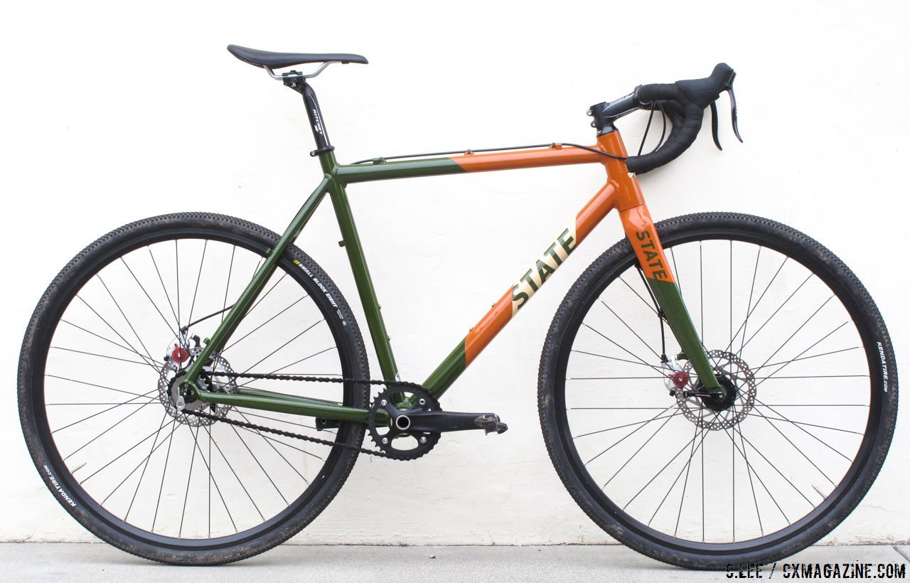 Bike Review State Bicycle Company Thunderbird Single