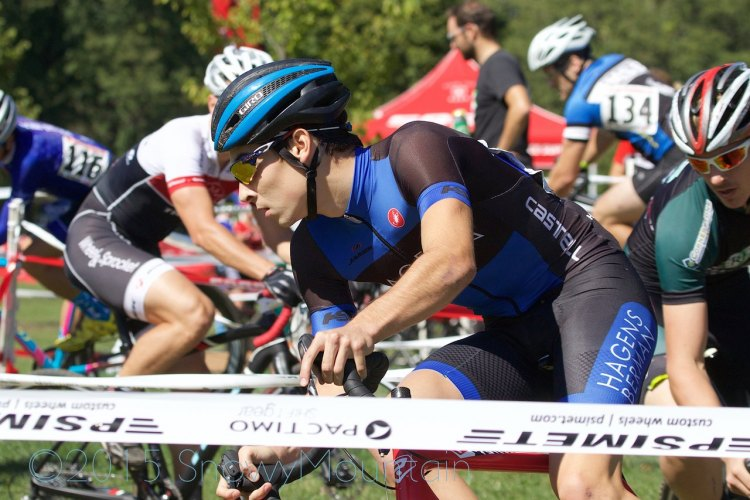 David Lombardo (Crystal Lake, IL) finished 7th of 1,899 at the Chequamegon Fat Tire Festival on Saturday, and won the Pro 1/2/3 Race Sunday.
