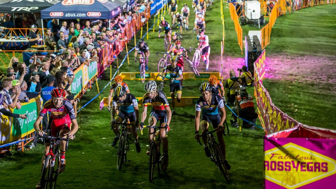 CrossVegas will be returning as a WorldCup for 2016. © Matthew Lasala, www.lasalaimages.com
