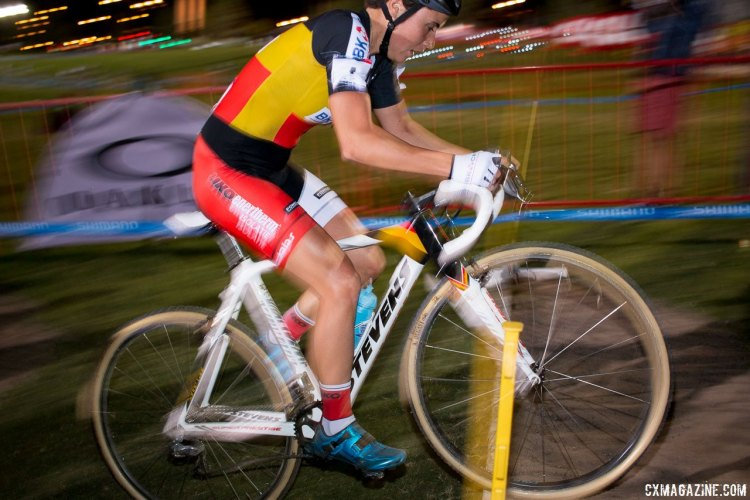 CrossVegas World Cup 2015. © Cyclocross Magazine