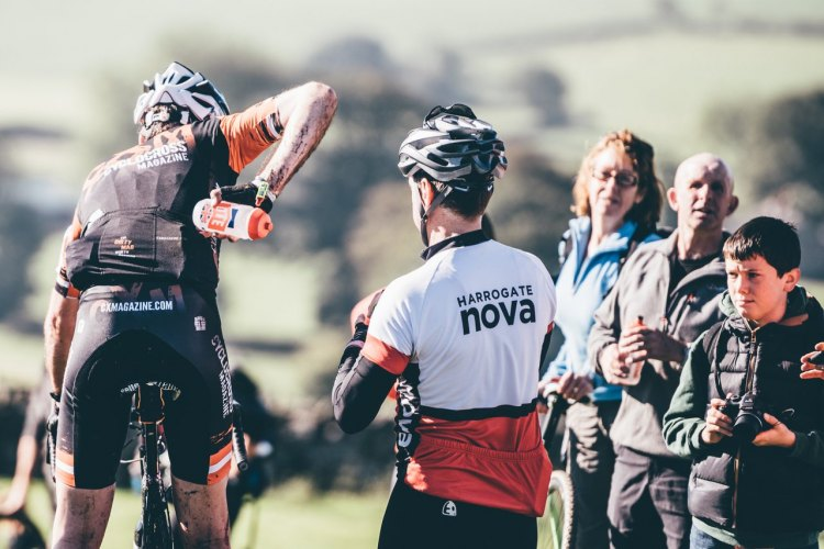 The 3 Peaks Cyclocross race. © Russ Ellis