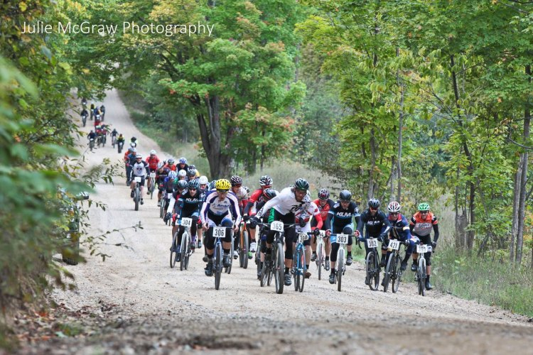 The Gravel Grinder by Michigan Mountain Mayhem. © Julie McGraw Photography
