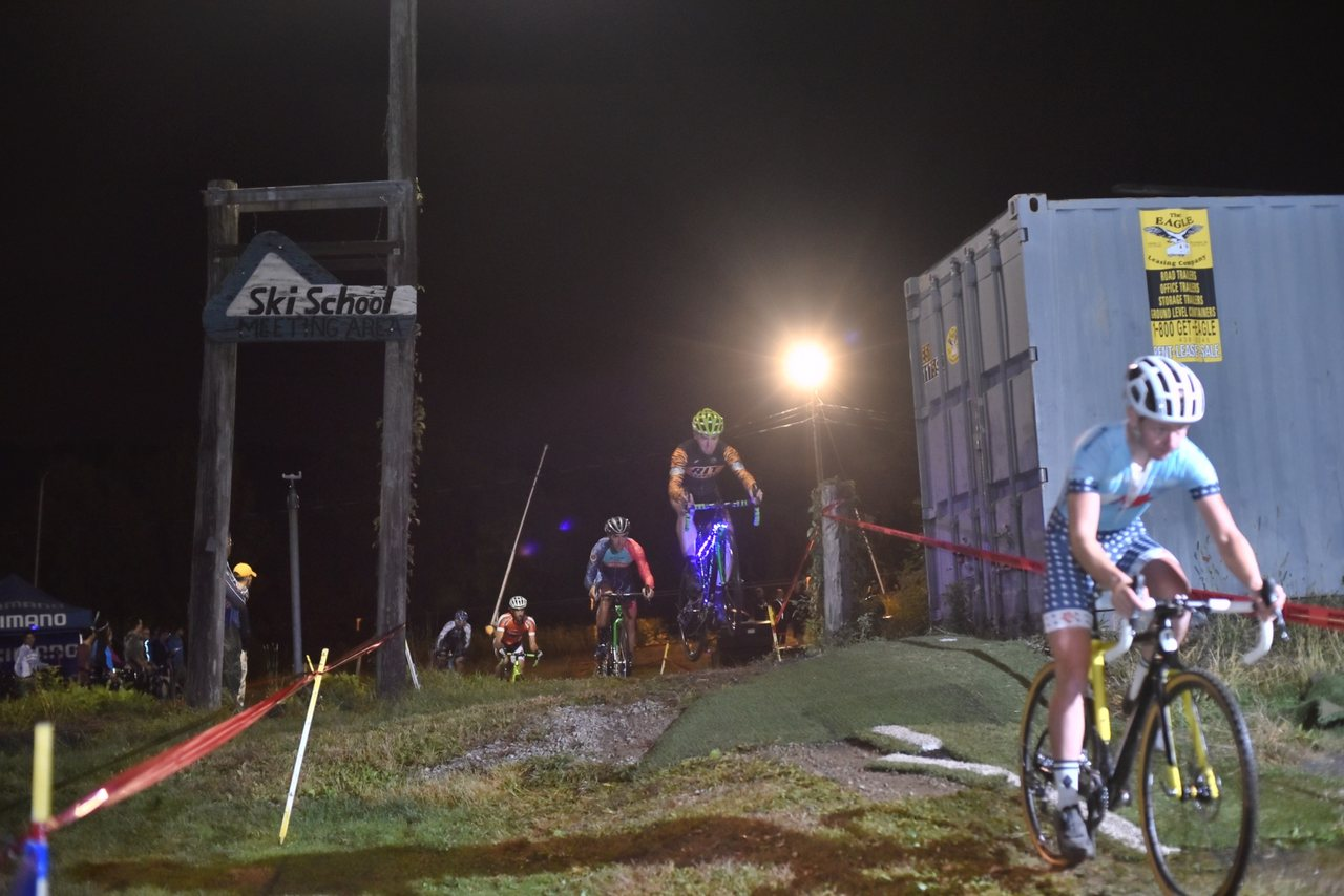 Nash And Lindine Dominate At 2015 Night Weasels Race Report And