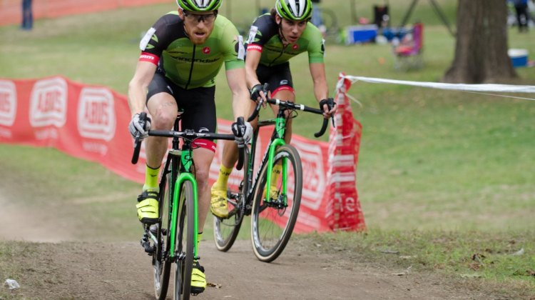 The 2015 KMC Cyclo-Cross Festival, Day Two. © Kevin White / Cyclocross Magazine