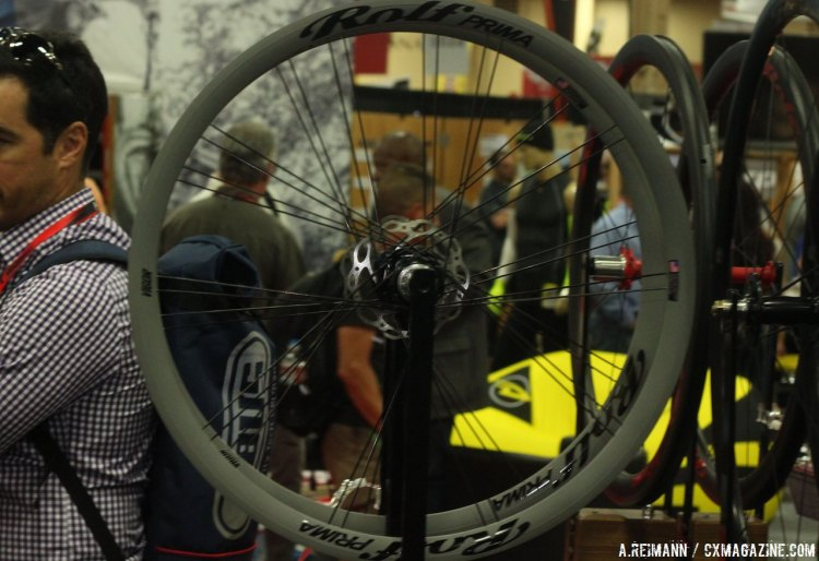 Wheels at Interbike 2015. © Andrew Reimann / Cyclocross Magazine