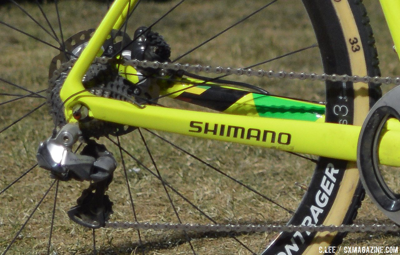 pro bike profile sven nys 39 trek boone at the crossvegas world cup page 6 of 9 cyclocross. Black Bedroom Furniture Sets. Home Design Ideas