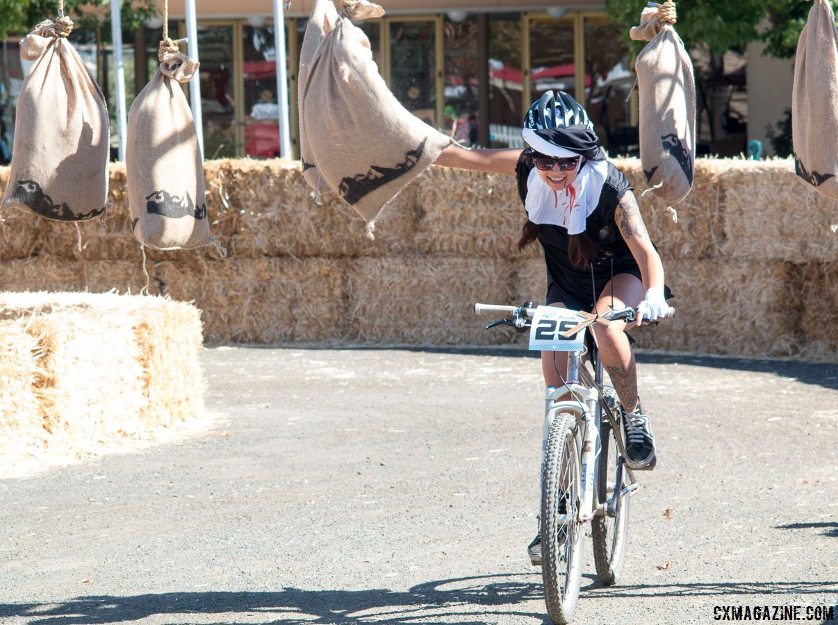 the-swinging-sandbags-took-their-toll-but-this-is-fake-blood-2015-clifbar-cykel-scramble-a-yee-cyclocross-magazine