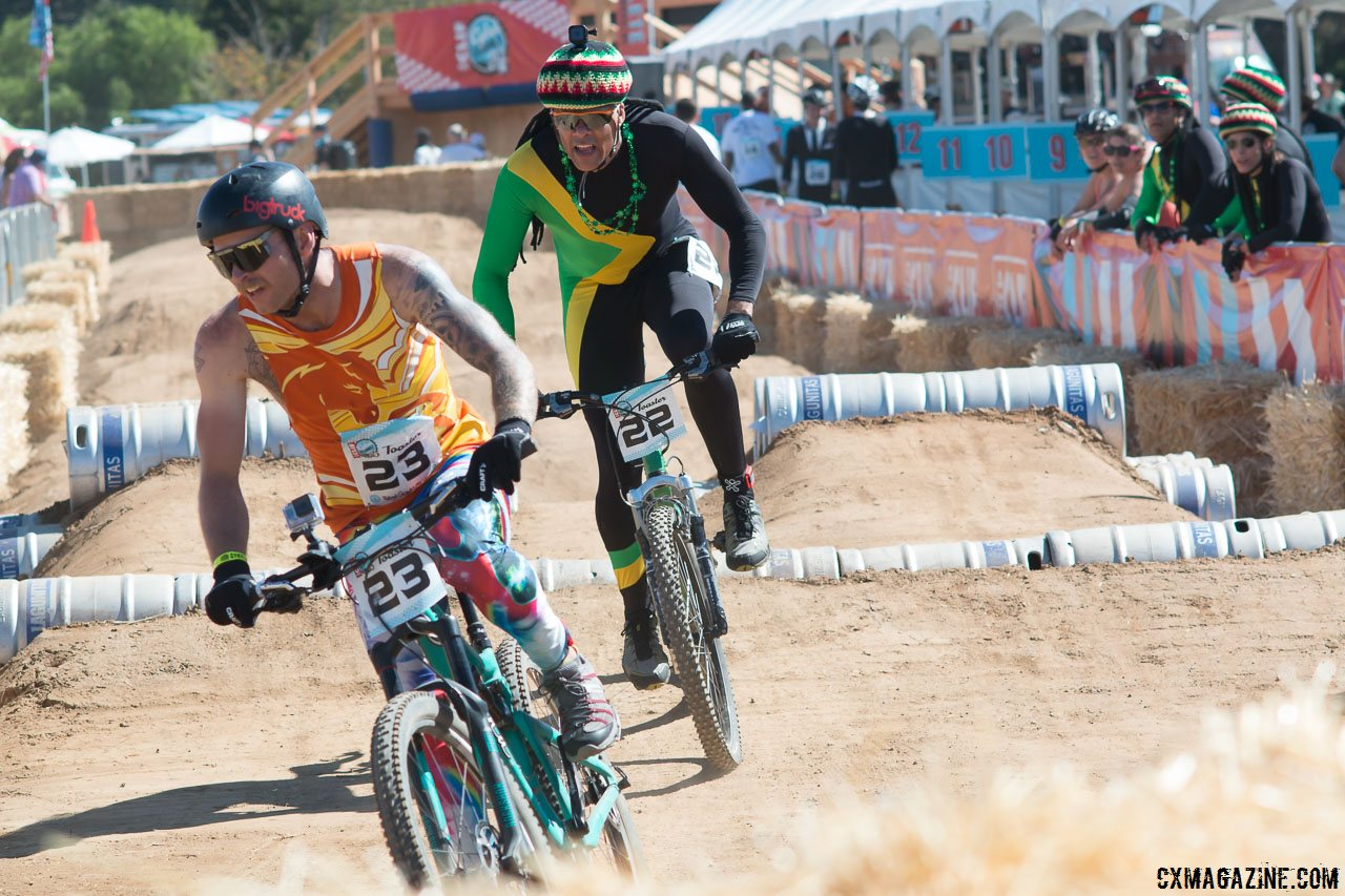 2015-clifbar-cykel-scramble-featured-real-racing-albeit-in-creative-costumes-lap-times-averaged-just-two-minutes-a-yee-cyclocross-magazine