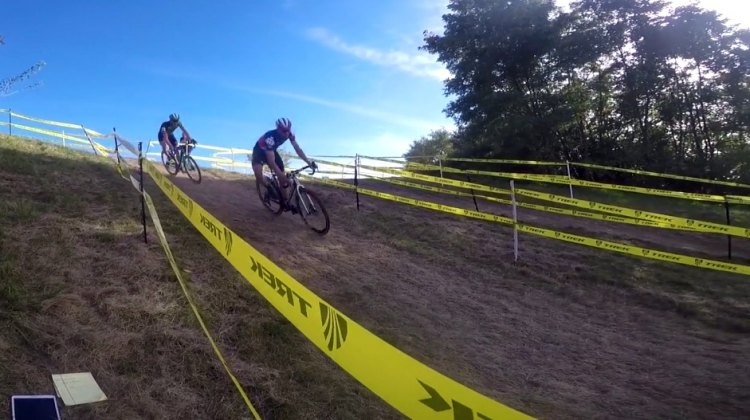 Trek CXC Cup 2015 Day 1 Video - Elite Men