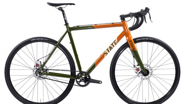 Win a State Bicycle Co. Thunderbird cyclocross bike or frameset