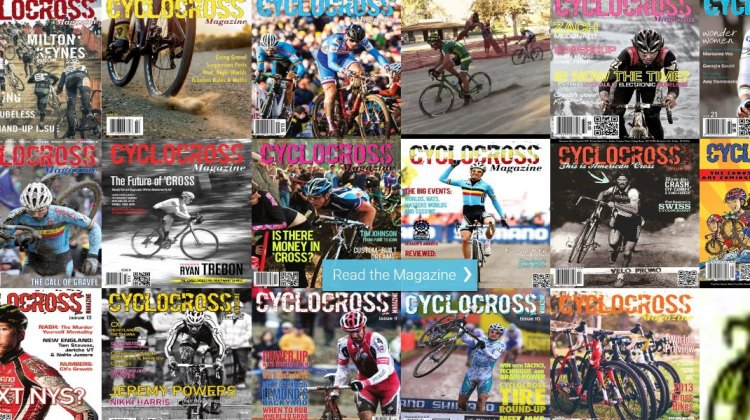 Cyclocross Magazine - in Print and Digital