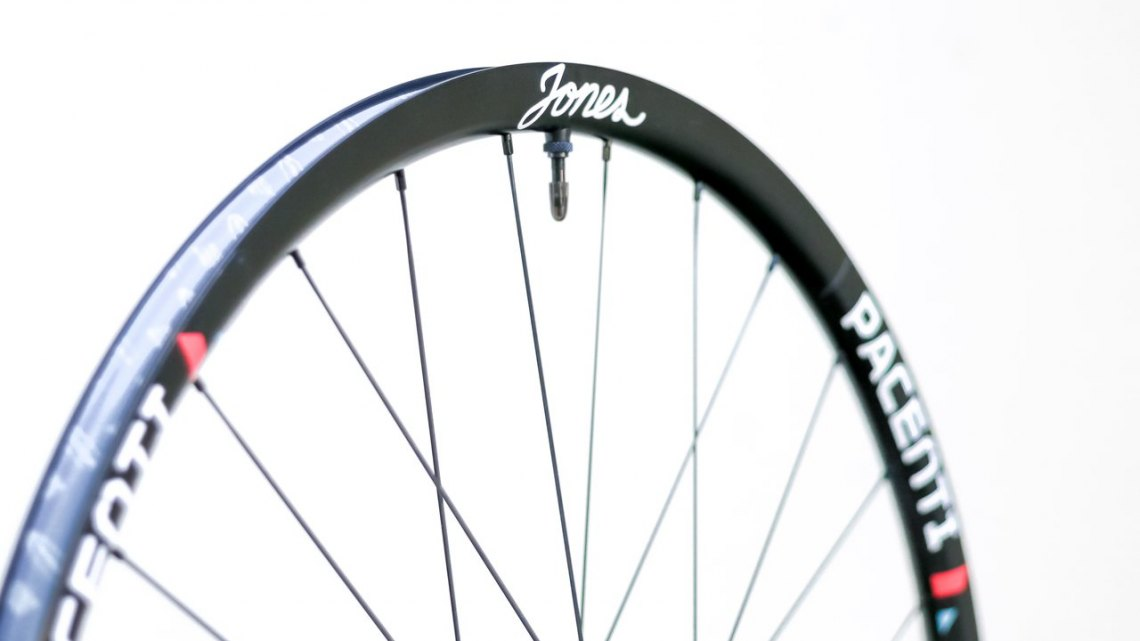 Jones Precision Wheels starts the custom wheel build with a lengthy questionnaire, before a rim or spoke is selected. © Cyclocross Magazine