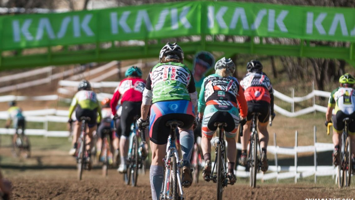 Masters Women 55-59. © Cyclocross Magazine
