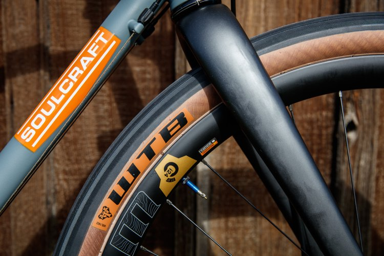 The Horizon will debut at NAHBS this weekend. Photo courtesy: WTB