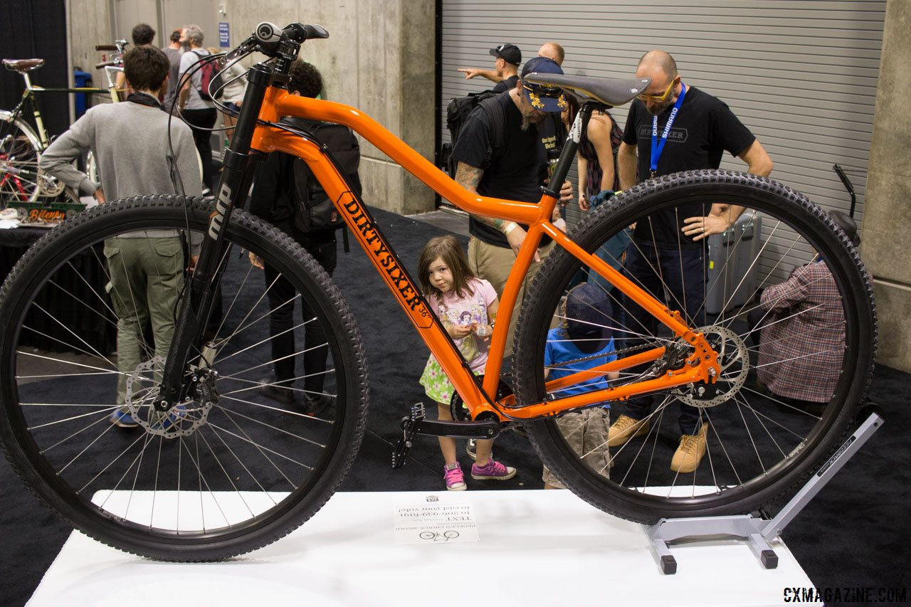 Nahbs Highlights Day 2 Philosophy Bicycle Co Shamrock Squid