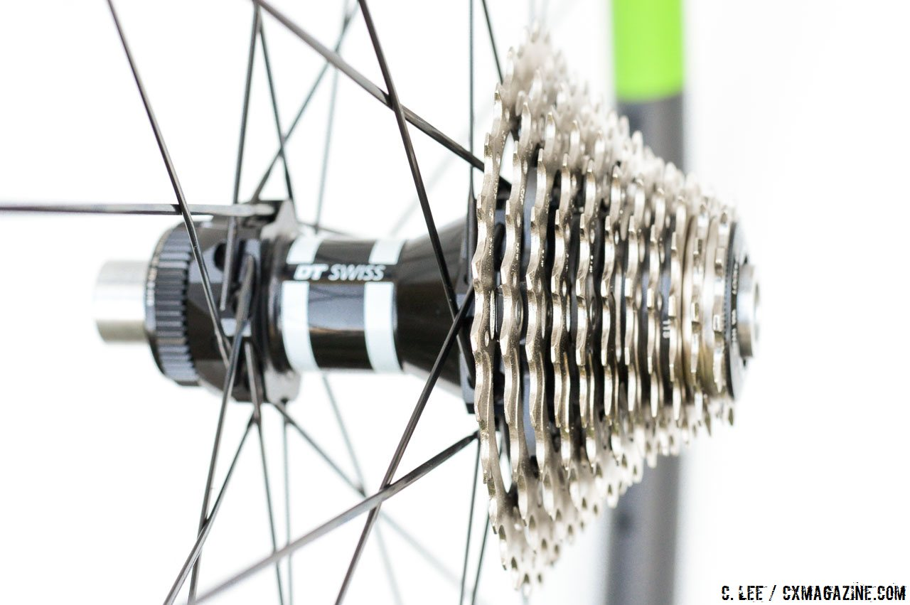 In Review: NEXT Cycling Gravel Disc Carbon Tubeless DT350 Wheels ...