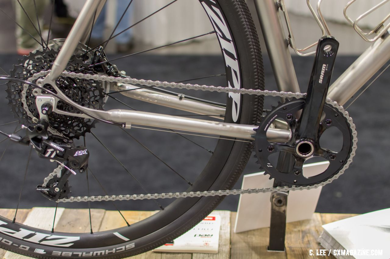 Sram Brings 1x And Hydraulic Braking To Apex And Adds Flat