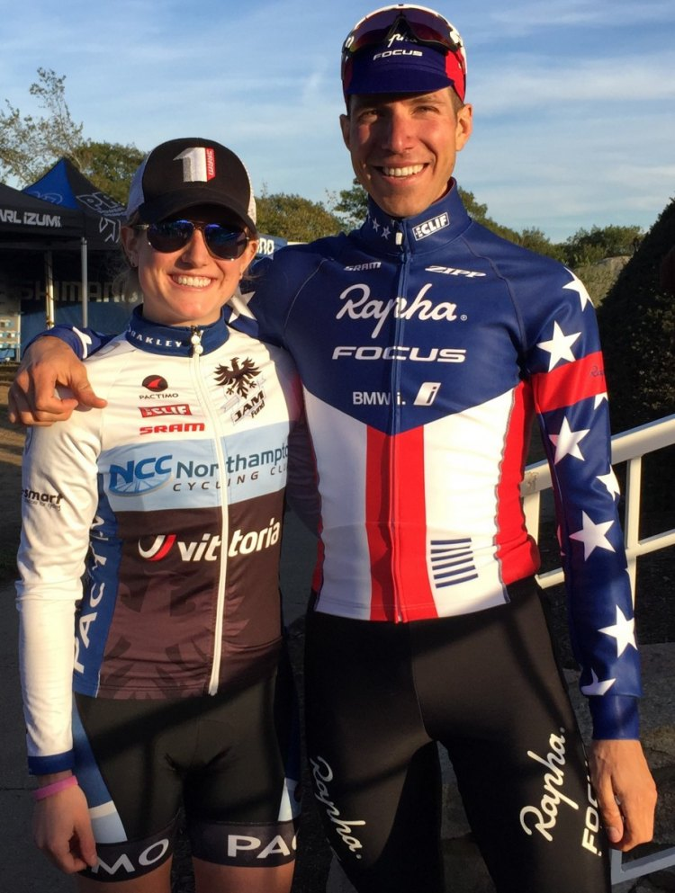 Jeremy Powers, owner of Aspire Racing, announced today the expansion of his program with the signing of Ellen Noble for the 2016-17 cyclocross season.