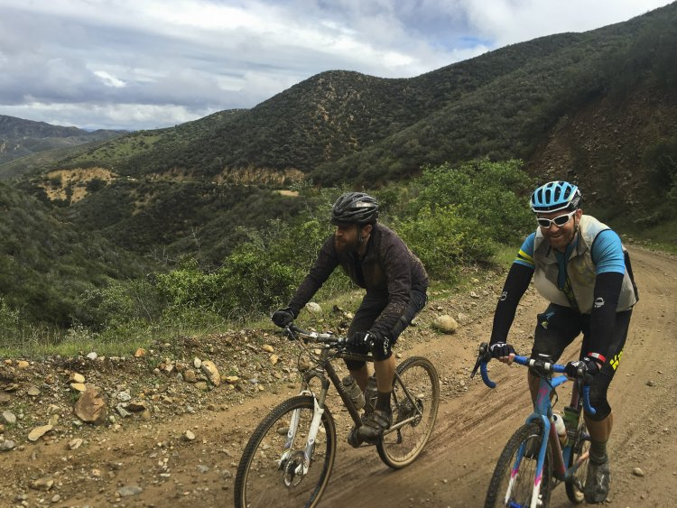 The SuperPro Racing Gravel Gauntlet series features routes that cover amazing terrain and offer killer views.