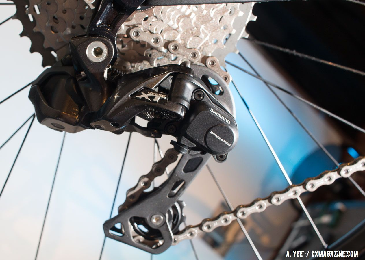 Shimano Makes Electronic Shifting More Affordable With Deore XT Di2