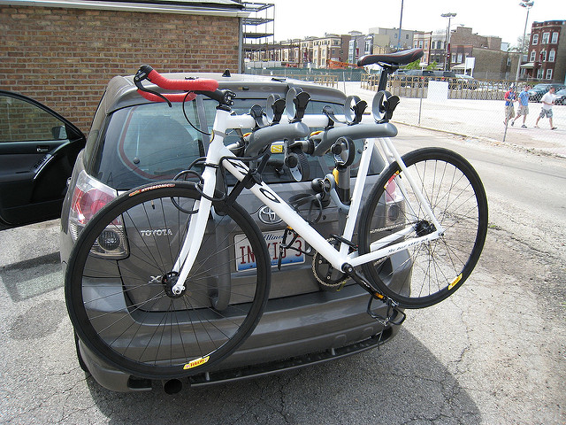 Mechanical Monday The Mechanics Of Transporting Bikes By Car