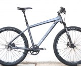 The go-anywhere, do-anything Coastline Cycle Co. The One SSRX 650b bike. © Cyclocross Magazine