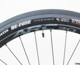 The 2.0 inch Re-Fuse tires offer a big footprint and are smooth rolling but durable and stiff. Coastline Cycle Co. The One SSRX 650b bike. © Cyclocross Magazine