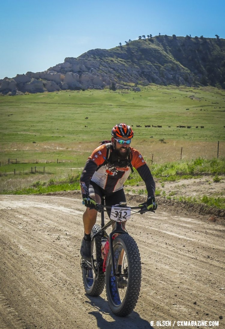 2016 Roubidoux Quick and Dirty gravel race. ©️ Garrett Olsen