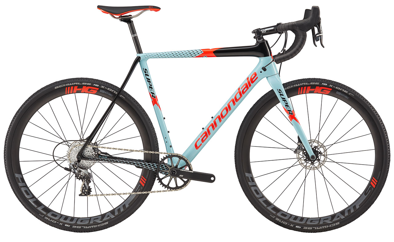 3266784a549 Reviewed: '17 Cannondale SuperX Team Cyclocross Bike Super-X