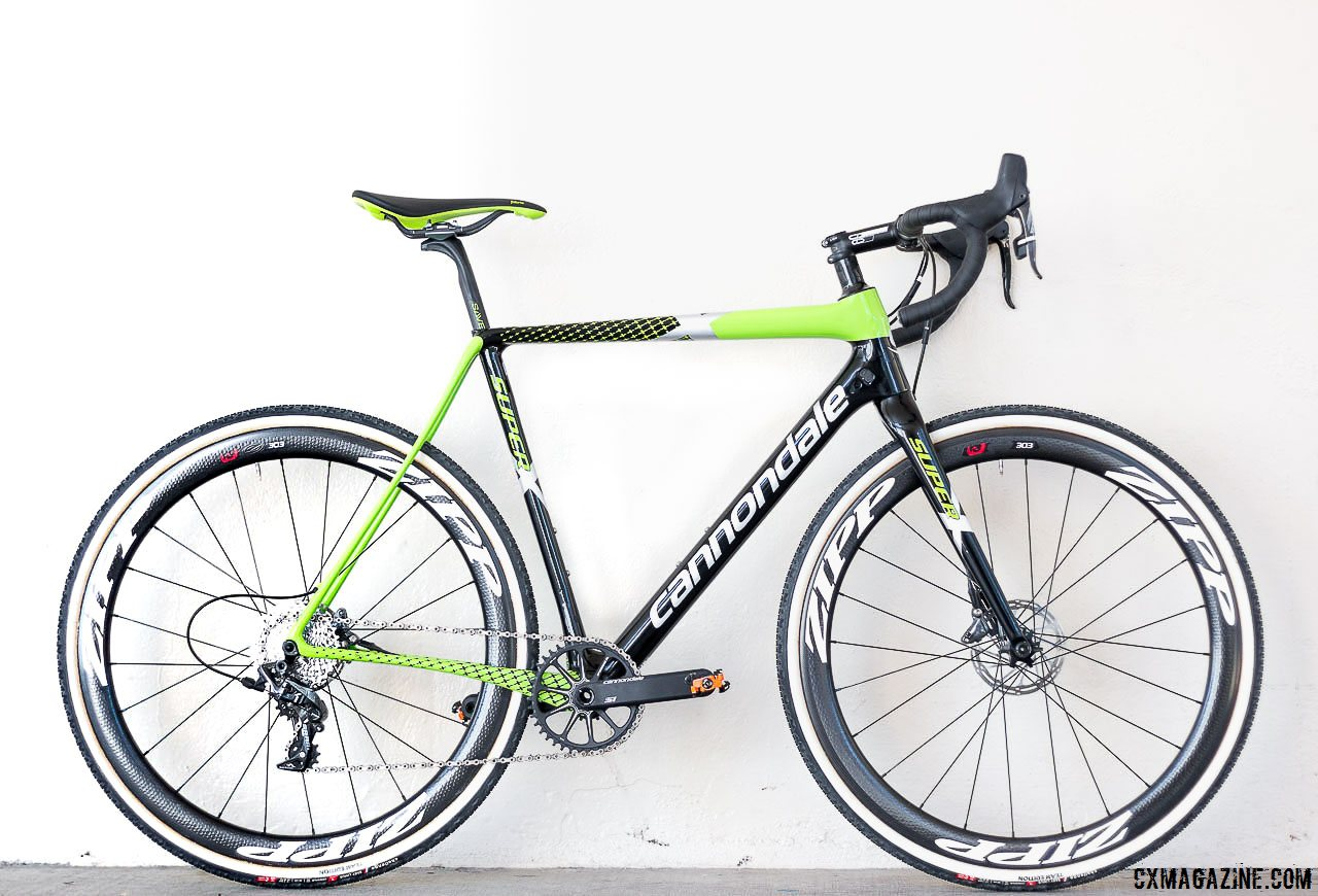 video redesigned 2017 cannondale superx cyclocross bike. Black Bedroom Furniture Sets. Home Design Ideas