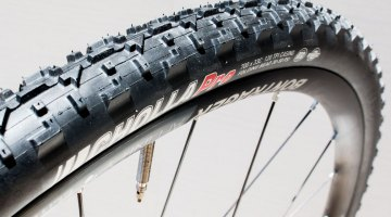 The Kenda Cholla Pro is a new mud tire that we first saw at Interbike. ©️ Cyclocross Magazine