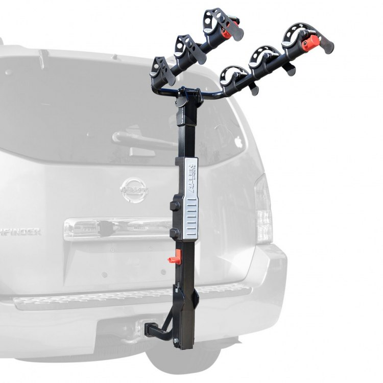 Allen Sports S535 Premier 3-bike hitch rack