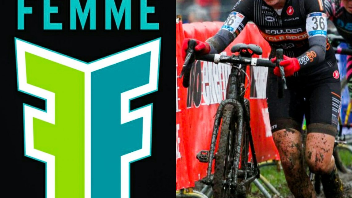 Cyclocross team rosters for Fearless Femme Racing and Boulder Cycle Sport / YogaGlow released