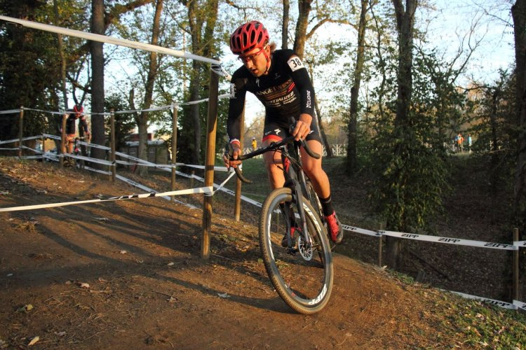 Cody Kaiser makes his 2016/2017 cyclocross season debut in Rochester this weekend, racing for the LangeTwins Family Winery. © Jeff Namba
