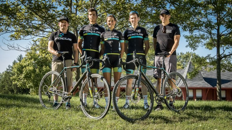 Focus CX Team Canada is a new all-Canadian cyclocross team.