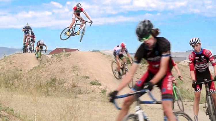 MontanaCrossCamp 2016 - highlight video of Geoff Proctor's camp.