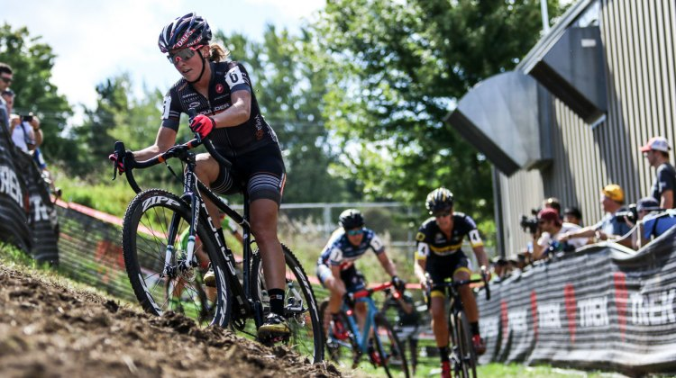 2016 Trek CXC Cup Day 1 Elite Women - © Jeff Corcoran