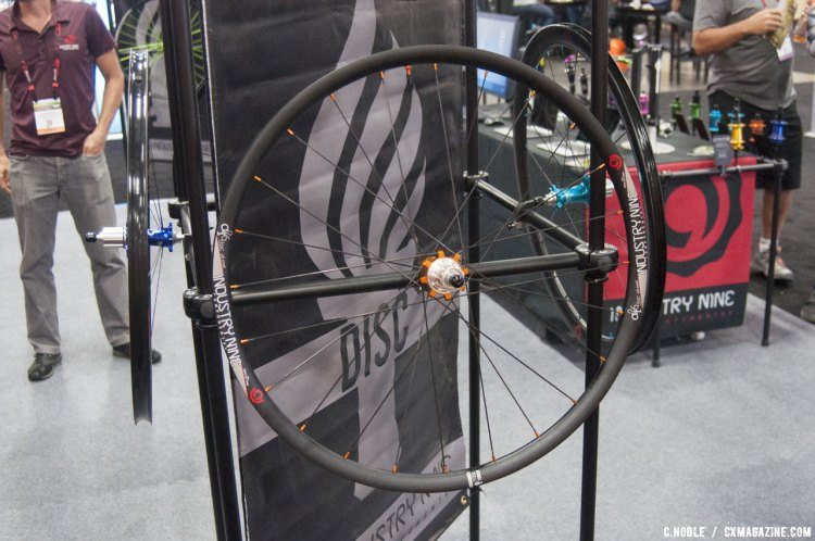 Industry Nine's AR25 are all road disc specific wheels with plenty of options.