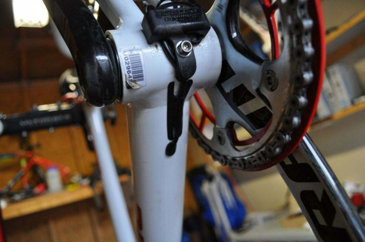 Is your bike dialed and ready to go? If not, use some of your energy to get them ready. © Daimeon Shanks