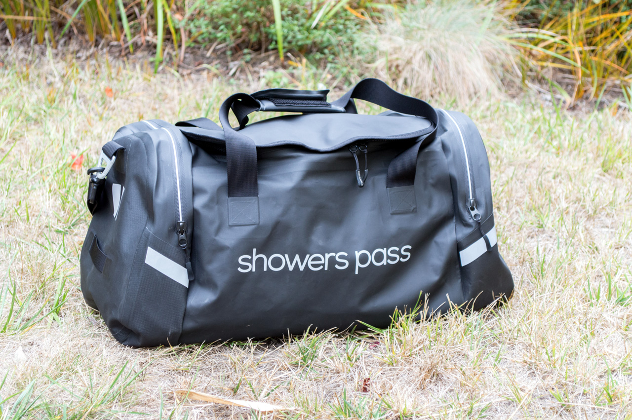 The Refuge Waterproof Duffel Bag From Showers Pass Is A That Has 51