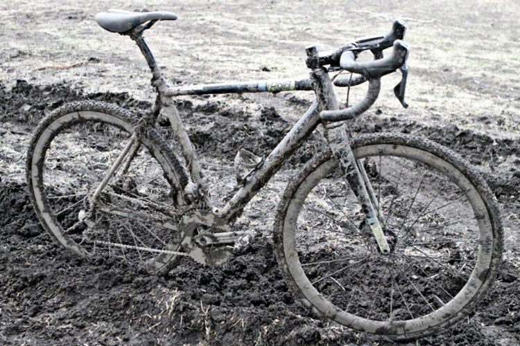 Gravel, pavement or mud, Kelson's DNA is built to handle it.