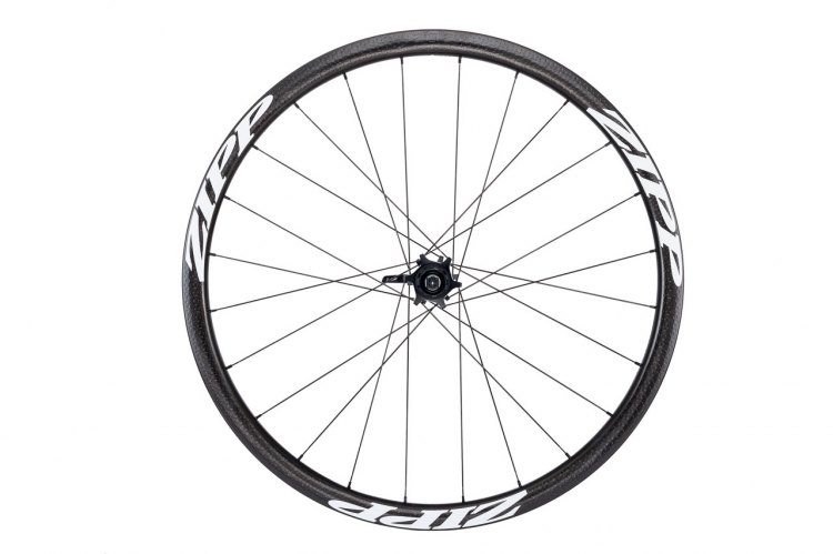 The new Zipp 202 tubular disc brake wheel