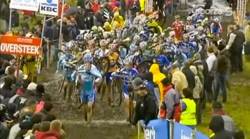 2007 Jaarmarktcross Niel GVA Trofee cyclocross race video.