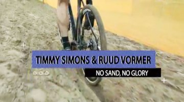 SOCCER STARS ATTEMPT TO RIDE KOKSIJDE WITH SAND SPECIALIST PAUL HERYGERS