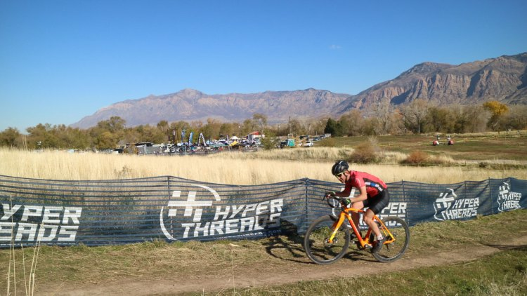 Ogden CX offers stunning views and challenging racing that should be worthy of a UCI event or National Championship. photo: Cody Phillips