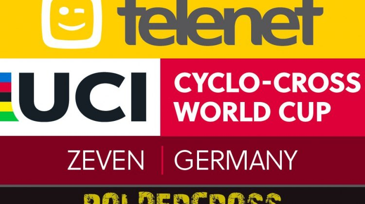 2016 Zeven UCI Cyclocross World Cup Start Lists
